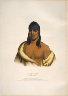 [History of the Indian Tribes of North America, Pa-she-pa-haw, a Sauk chief]