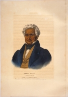 [History of the Indian Tribes of North America, Major Ridge, a Cherokee chief]