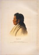 [History of the Indian Tribes of North America, Sha-ha-ka, a Mandan chief]