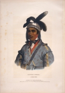 [History of the Indian Tribes of North America, Opothle Yoholo, a Creek chief]