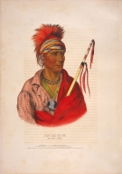 [History of the Indian Tribes of North America, Not-chi-mi-ne, an Ioway chief]