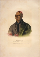 [History of the Indian Tribes of North America, Thayendanegea, the great captain of the Six Nations]