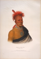 [History of the Indian Tribes of North America, Shar-i-tar-ish, a Pawnee chief]