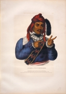 [History of the Indian Tribes of North America, Jtcho-Tustinnuggee]