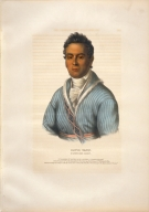 [History of the Indian Tribes of North America, David Vann, a Cherokee chief]