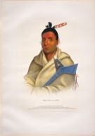 [History of the Indian Tribes of North America, Waa-top-e-not]