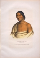 [History of the Indian Tribes of North America, O-hya-wa-mince-kee, a Chippewa chief]