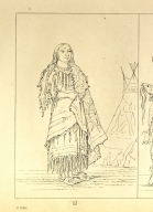 [Woman Who Strikes Many, Letters and Notes on the Manners, Customs, and Condition of the North American Indians.]