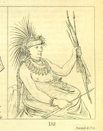 [Busy Man, a brave, Letters and Notes on the Manners, Customs, and Condition of the North American Indians.]