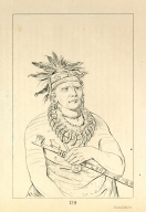[He Who Kills the Osages, chief of the tribe, Letters and Notes on the Manners, Customs, and Condition of the North American Indians.]