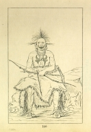[Buffalo Bull, a Grand Pawnee warrior, Letters and Notes on the Manners, Customs, and Condition of the North American Indians.]