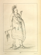 [Black Dog, second chief, Letters and Notes on the Manners, Customs, and Condition of the North American Indians.]