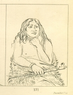 [Wolf Tied with Hair, a chief, Letters and Notes on the Manners, Customs, and Condition of the North American Indians.]