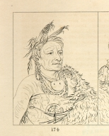 [Wee-ta-ra-sha-ro, head chief of the tribe, Letters and Notes on the Manners, Customs, and Condition of the North American Indians.]
