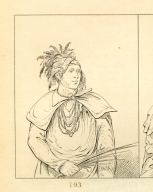 [Man Who Tracks, a chief, Letters and Notes on the Manners, Customs, and Condition of the North American Indians.]