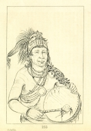 [Blue Medicine, a medicine man of the Ting-ta-to-ah Band, Letters and Notes on the Manners, Customs, and Condition of the North American Indians.]