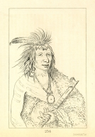 [Big Eagle (or Black Dog), chief of the O-hah-kas-ka-toh-y-an-te Band, Letters and Notes on the Manners, Customs, and Condition of the North American Indians.]