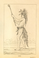 [Red Man, a distinguished ball player, Letters and Notes on the Manners, Customs, and Condition of the North American Indians.]