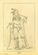 [Wood, former chief of the tribe, Letters and Notes on the Manners, Customs, and Condition of the North American Indians.]