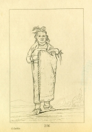[Kaw-kaw-ne-choo-a, a brave, Letters and Notes on the Manners, Customs, and Condition of the North American Indians.]
