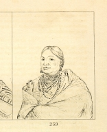 [Wounded Bear's Shoulder, wife of the chief, Letters and Notes on the Manners, Customs, and Condition of the North American Indians.]