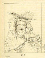 [Great Cloud, son of Grizzly Bear, Letters and Notes on the Manners, Customs, and Condition of the North American Indians.]