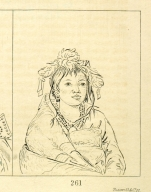 [Great Chief, a boy, Letters and Notes on the Manners, Customs, and Condition of the North American Indians.]