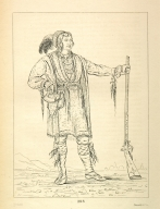 [Osceola, the Black Drink (full length), Letters and Notes on the Manners, Customs, and Condition of the North American Indians.]
