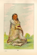 [The Manners, Customs, and Condition of the North American Indians., Bending Willow, wife of Great Chief]