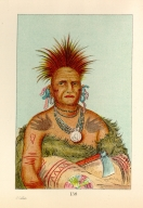 [The Manners, Customs, and Condition of the North American Indians., Horse Chief, Grand Pawnee head chief]