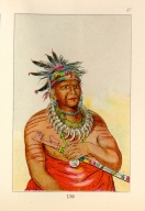 [The Manners, Customs, and Condition of the North American Indians., He Who Kills the Osages, chief of the tribe]