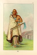 [The Manners, Customs, and Condition of the North American Indians., Big Elk, chief of the Skidi (Wolf) Pawnee]