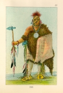 [The Manners, Customs, and Condition of the North American Indians., Big Elk, a famous warrior]