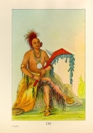 [The Manners, Customs, and Condition of the North American Indians., Clermont, first chief of the tribe]