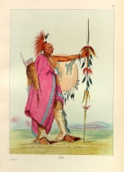 [The Manners, Customs, and Condition of the North American Indians., Tal-lee, a warrior of distinction]