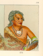 [The Manners, Customs, and Condition of the North American Indians., Sky-se-ro-ka, second chief of the tribe]
