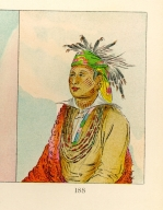 [The Manners, Customs, and Condition of the North American Indians., The Swan, a warrior]