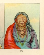 [The Manners, Customs, and Condition of the North American Indians., Wah-pe-seh-see, mother of the chief]