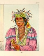 [The Manners, Customs, and Condition of the North American Indians., No English, a dandy]