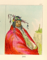 [The Manners, Customs, and Condition of the North American Indians., Non-on-da-gon, a chief]