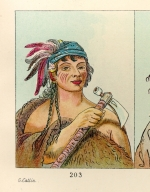 [The Manners, Customs, and Condition of the North American Indians., Good Hunter, a warrior]