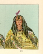 [The Manners, Customs, and Condition of the North American Indians., No Horns on His Head, a brave]
