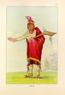 [The Manners, Customs, and Condition of the North American Indians., Wood, former chief of the tribe]