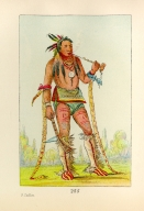[The Manners, Customs, and Condition of the North American Indians., Man Who Puts All Out of Doors]