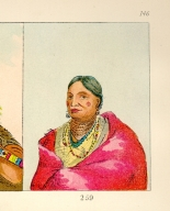 [The Manners, Customs, and Condition of the North American Indians., Wounded Bear's Shoulder, wife of the chief]