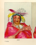 [The Manners, Customs, and Condition of the North American Indians., Great Cloud, son of Grizzly Bear]