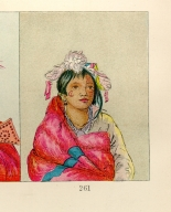[The Manners, Customs, and Condition of the North American Indians., Great Chief, a boy]