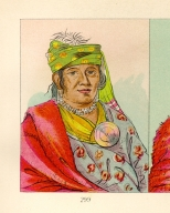 [The Manners, Customs, and Condition of the North American Indians., The Cloud, a chief]