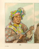 [The Manners, Customs, and Condition of the North American Indians., Co-ee-ha-jo, a chief]