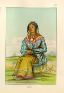 [The Manners, Customs, and Condition of the North American Indians., How-ee-da-hee, a woman]
